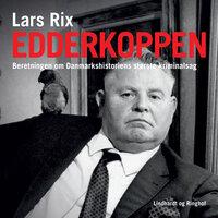 Edderkoppen. Beretningen om Danmarkshistoriens største kriminalsag - Lars Rix