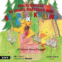 Bamse 8 - Bamse tryller - Katrine Hauch-Fausbøll