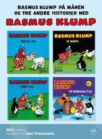 Rasmus Klump på månen - og tre andre historier - Per Sanderhage