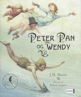 Peter Pan og Wendy - J.M. Barrie