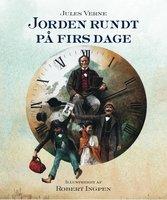 Jorden rundt på firs dage - Jules Verne