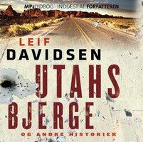 Utahs bjerge og andre historier - Leif Davidsen