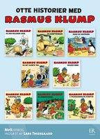 Otte historier med Rasmus Klump - Carla Og Vilh. Hansen