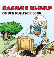 Rasmus Klump 1 - Den rullende seng og Det glemte tog - Carla Og Vilh. Hansen