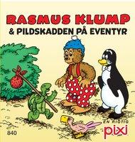 Rasmus Klump 2 - Pilskadden på eventyr og Gemmedyrene - Carla Og Vilh. Hansen
