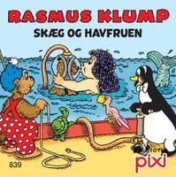 Rasmus Klump 3 - Skæg og Havfruen og Rasmus Klump holder høns - Carla Og Vilh. Hansen