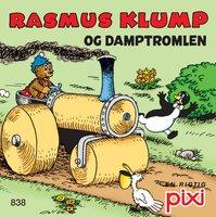 Rasmus Klump 4 - Damptromlen og Rasmus Klump hjælper Pips - Carla Og Vilh. Hansen