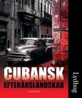 Cubansk efterårslandskab - Leonardo Padura