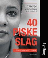 40 piskeslag - Lubna Ahmad Al-Hussein