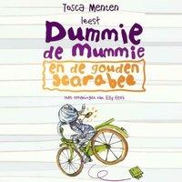 Dummie de Mummie en de gouden scarabee - Tosca Menten
