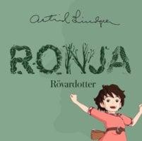 Ronja Rövardotter - Astrid Lindgren