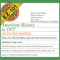 American History to 1877 - Robert D. Geise