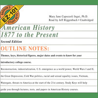 American History, 1877 to the Present, Second Edition - Mary Jane Capozzoli Ingui (Ph.D.)