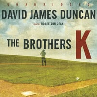 The Brothers K - David James Duncan