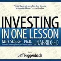 Investing in One Lesson - Mark Skousen