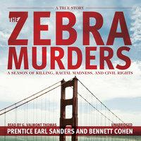 The Zebra Murders - Bennett Cohen, Prentice Earl Sanders