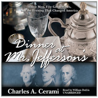 Dinner at Mr. Jefferson's - Charles A. Cerami