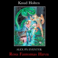Rosa Fantomas Hævn - Knud Holten