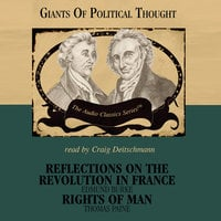 Reflections on the Revolution in France and Rights of Man - Wendy McElroy,George H. Smith
