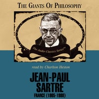 Jean-Paul Sartre - John Compton