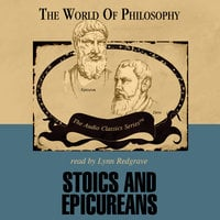Stoics and Epicureans - Daryl Hale