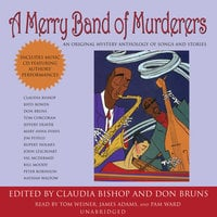 A Merry Band of Murderers - Don Bruns, Claudia Bishop