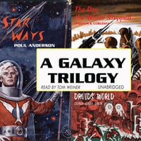 A Galaxy Trilogy, Vol. 1 - George Henry Smith, Stanton A. Coblentz, Poul Anderson