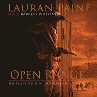 Open Range - Lauran Paine