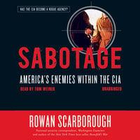 Sabotage - Rowan Scarborough