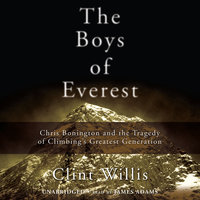 The Boys of Everest - Clint Willis