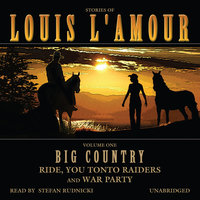 Big Country, Vol. 1 - Louis L'Amour