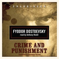 Crime and Punishment - Fyodor Dostoevsky,Fyodor Dostoyevsky