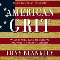 American Grit - Tony Blankley