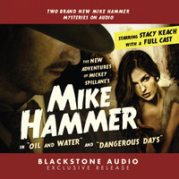 The New Adventures of Mickey Spillane's Mike Hammer, Vol. 1 - JoBe Cerny, M.J. Elliott