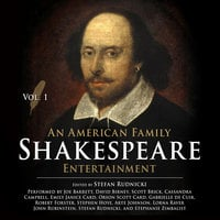 An American Family Shakespeare Entertainment, Vol. 1 - Stefan Rudnicki, Mary Lamb, Charles Lamb