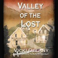 Valley of the Lost - Vicki Delany