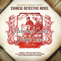 Celebrated Cases of Judge Dee (Dee Goong An) - Yuri Rasovsky