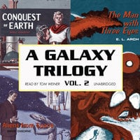 A Galaxy Trilogy, Vol. 2 - Manly Banister,David Osborne,E.L. Arch