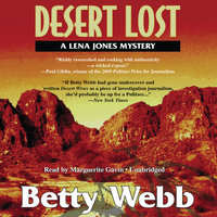 Desert Lost - Betty Webb