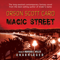Magic Street - Orson Scott Card