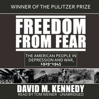 Freedom from Fear - David M. Kennedy