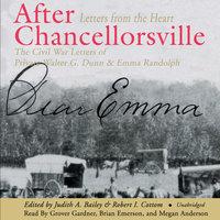 After Chancellorsville - Robert I. Cottom,Judith A. Bailey