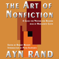 The Art of Nonfiction - Ayn Rand