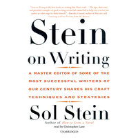 Stein on Writing - Sol Stein