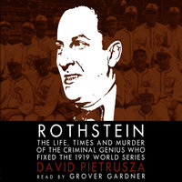 Rothstein - David Pietrusza