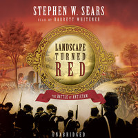 Landscape Turned Red - Stephen W. Sears