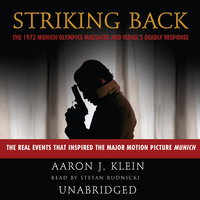Striking Back - Aaron J. Klein