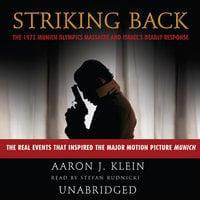 Striking Back - Aaron J. Klein