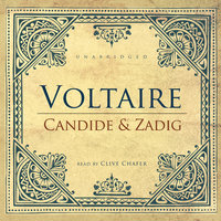 Candide and Zadig - Voltaire