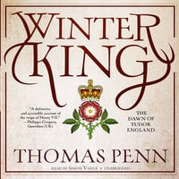 Winter King - Thomas Penn
